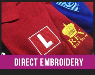 Embroidery Service Supplier