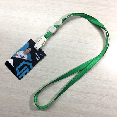 0 5 Inch Event Id Lace Lanyard Your Trusted Custom
