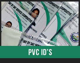 PVC ID Printing Services