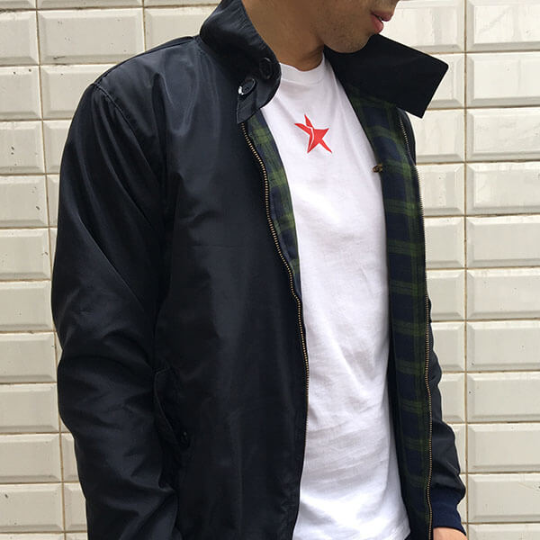 Custom Harrington Jacket Supplier
